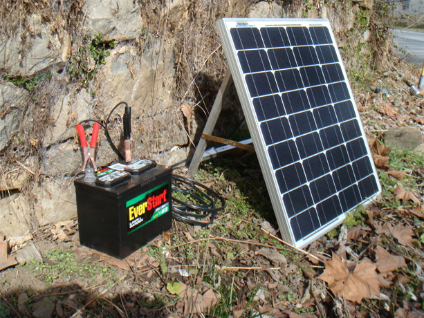SolarCrate Charger